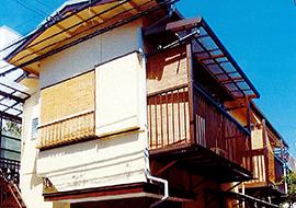 外壁・屋根のリフォーム